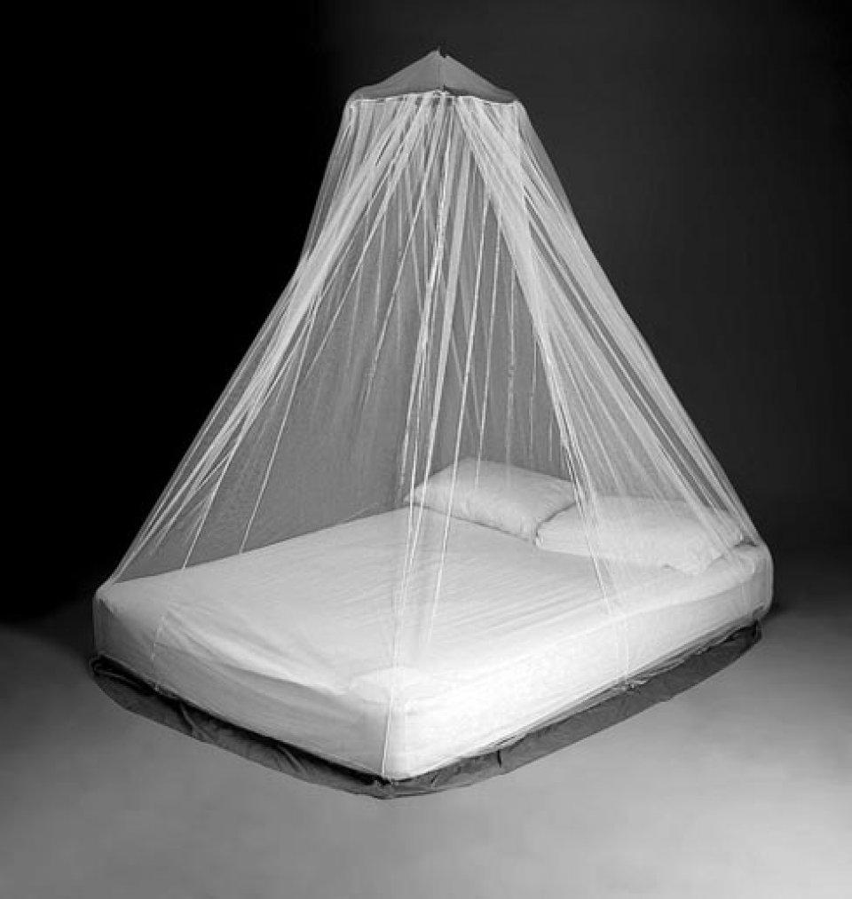 insektnet til seng Specialfremstillet imprægneret myggenet insektnet til seng